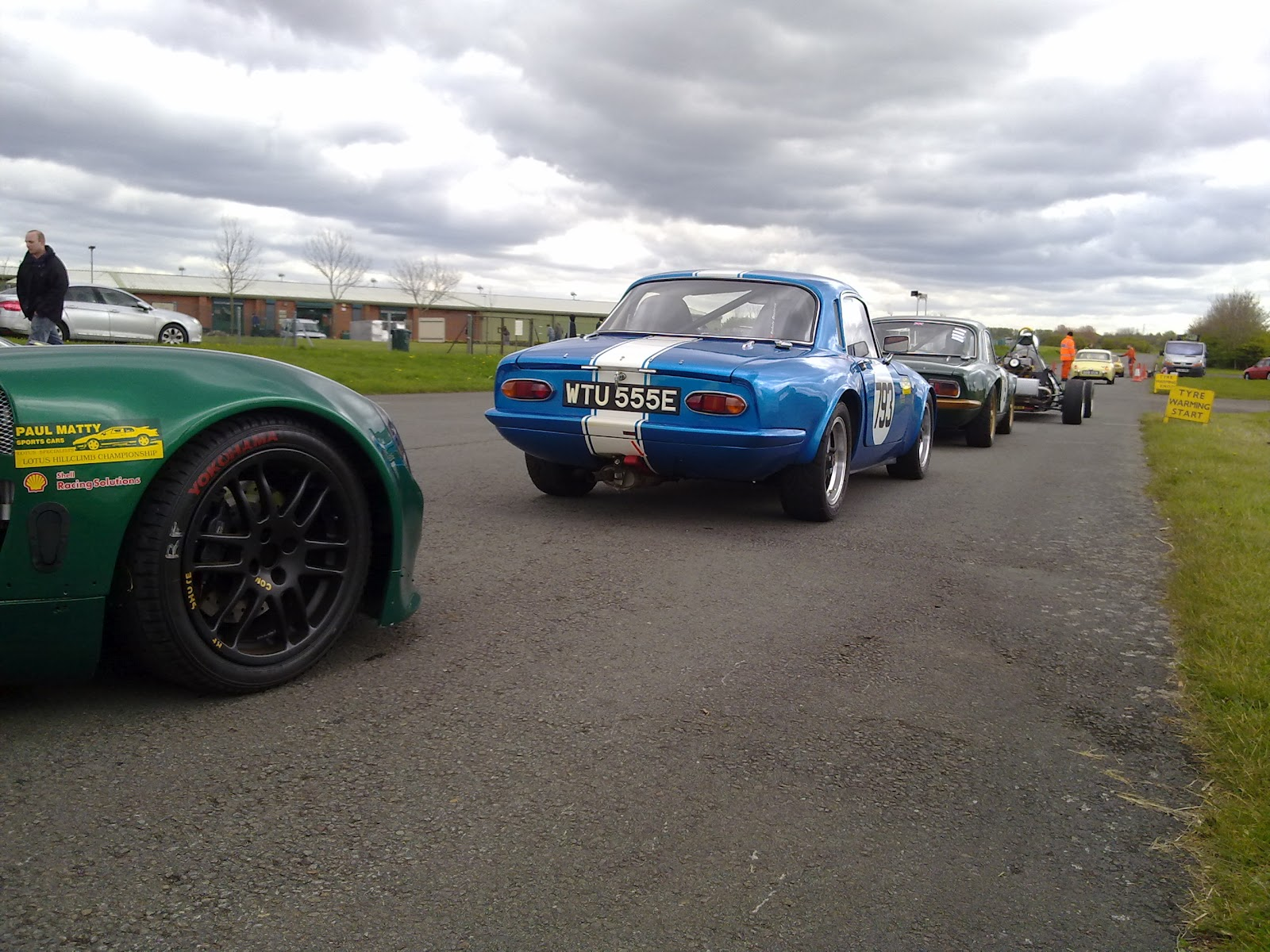 Video: Aintree Race Circuit sprint day with Liverpool Motor Club ...