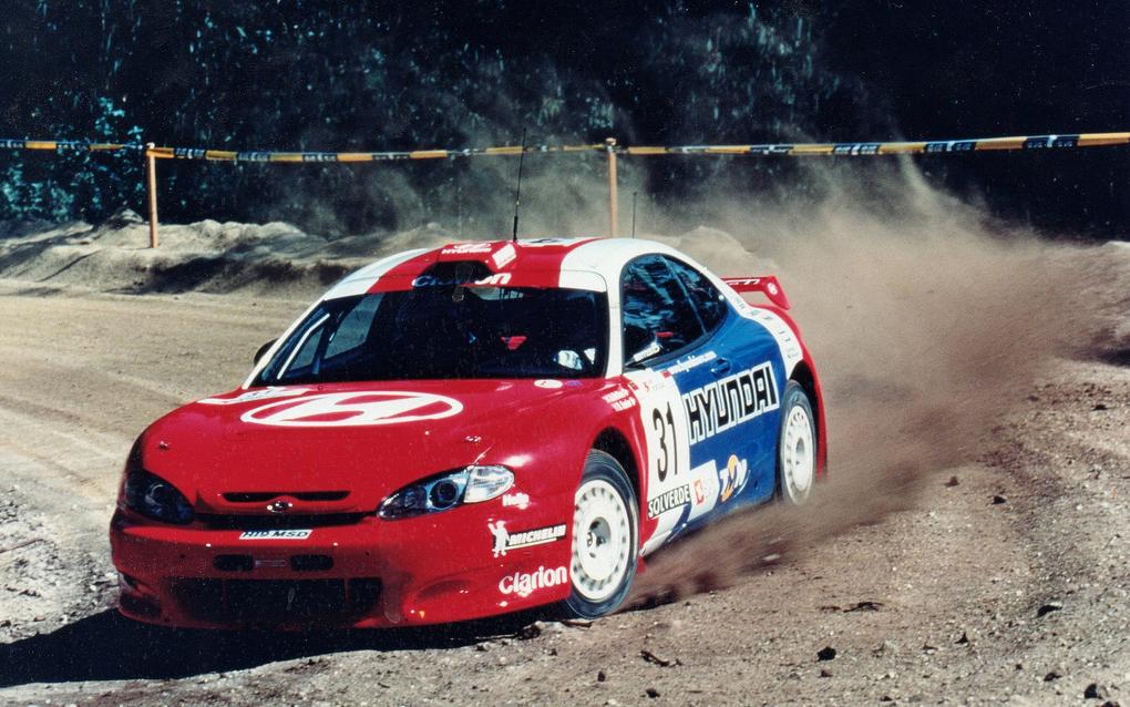 hyundai rally car