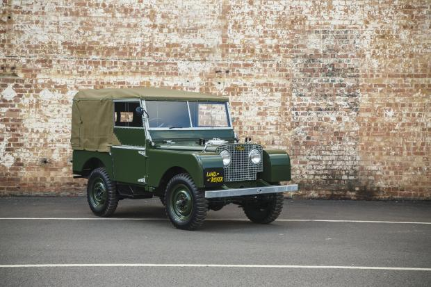 It might not be the new Defender but this latest Land Rover has an important job to do