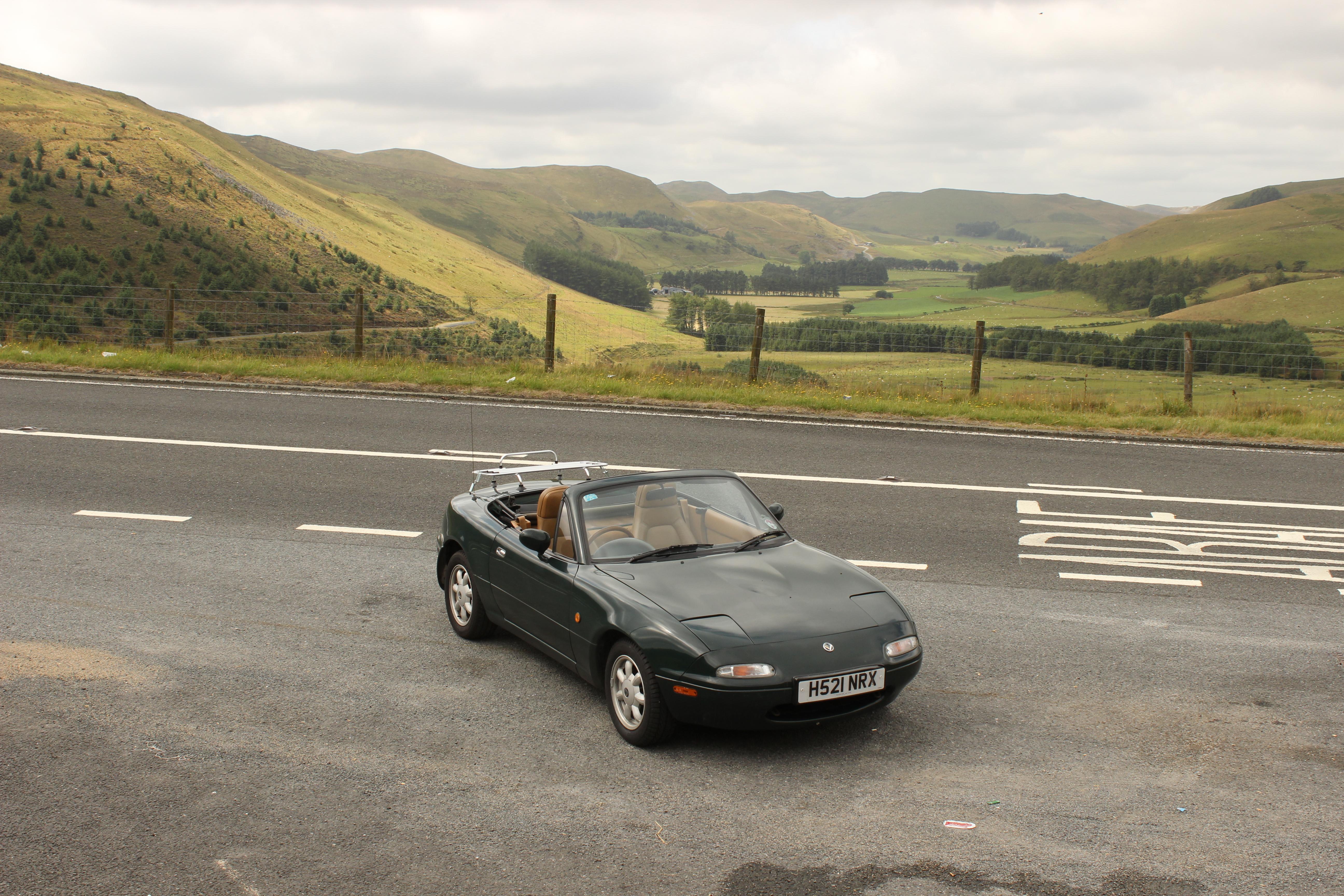 Mazda Eunos Roadster - David Simister