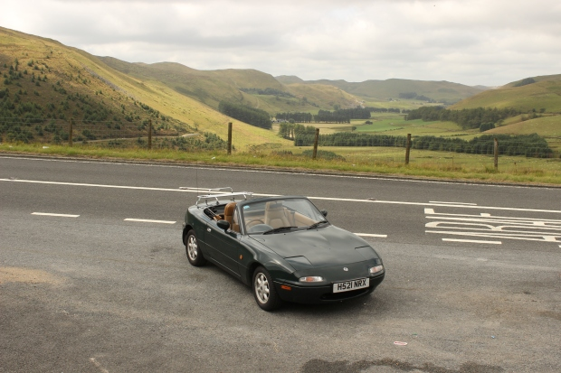 Mazda Eunos Roadster - David Simister