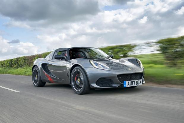 Lotus makes some of the best handling cars on the market today
