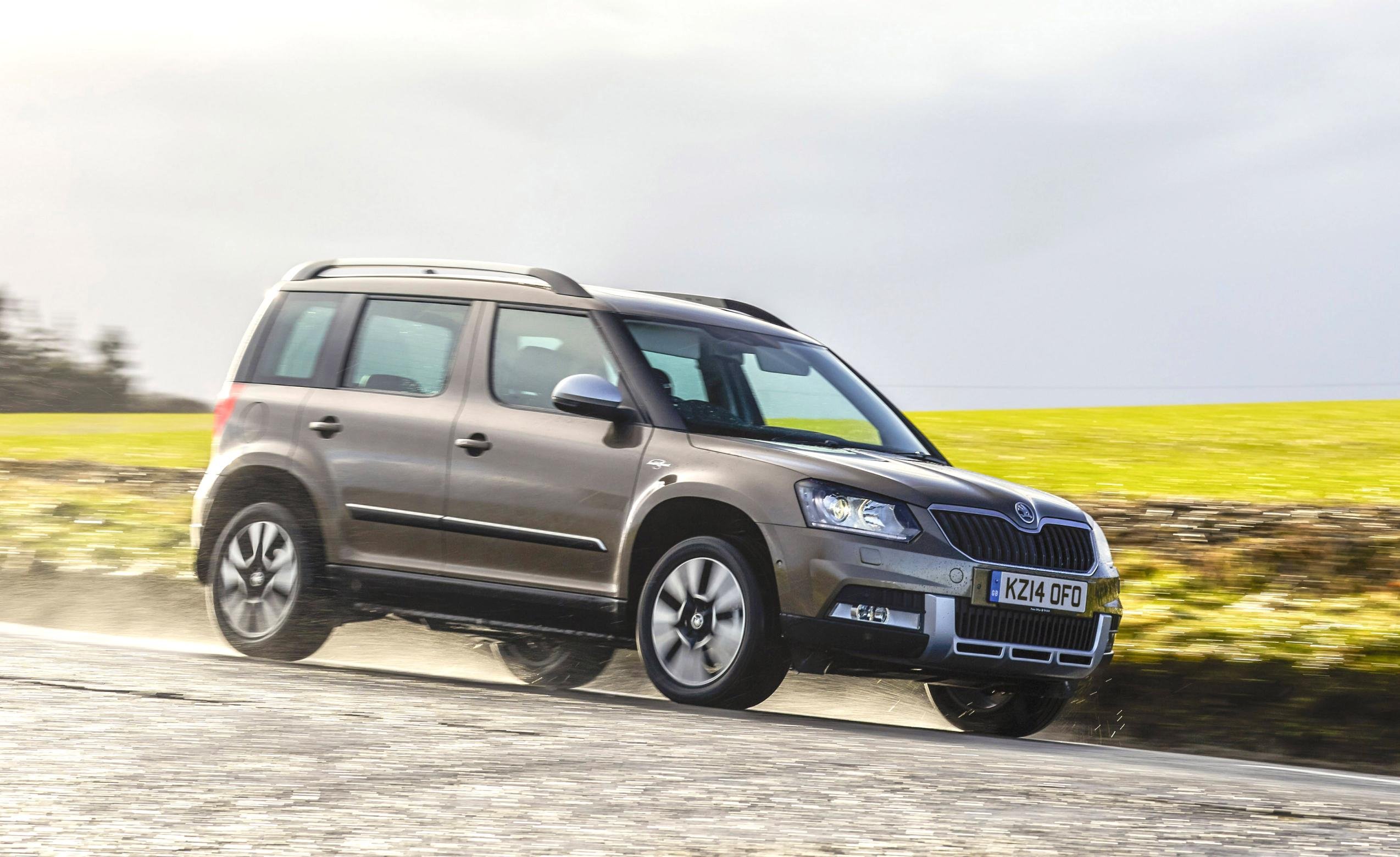 Skoda put substance ahead of style with its Yeti