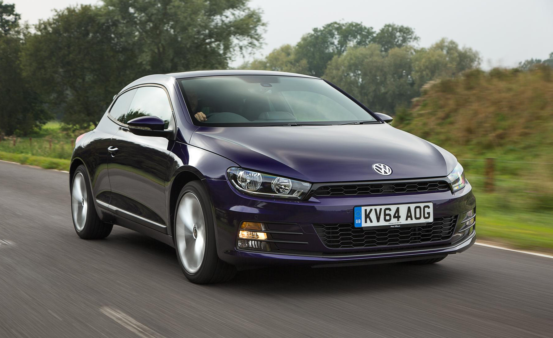 The VW Scirocco is now part of a dying breed of car