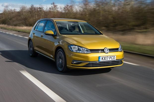 Driving a Golf on motorways can involve a leap of faith