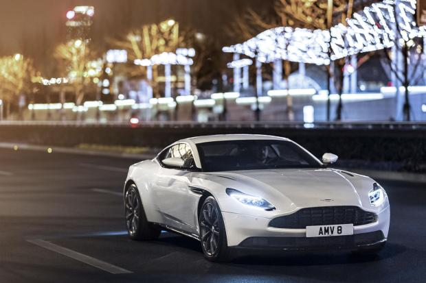 Even Aston Martin realises that we live in an age of austerity