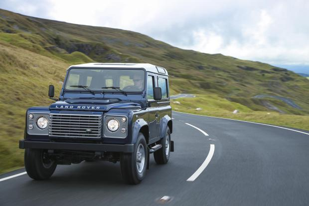 Production of the Land Rover Defender ended last year