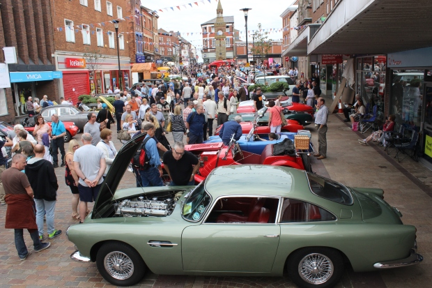 The MotorFest has evolved into a real success story for Ormskirk