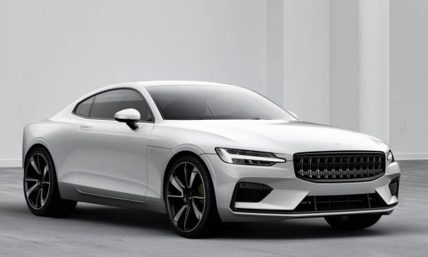 Polestar looked at classic Volvo models for inspiration for its new car
