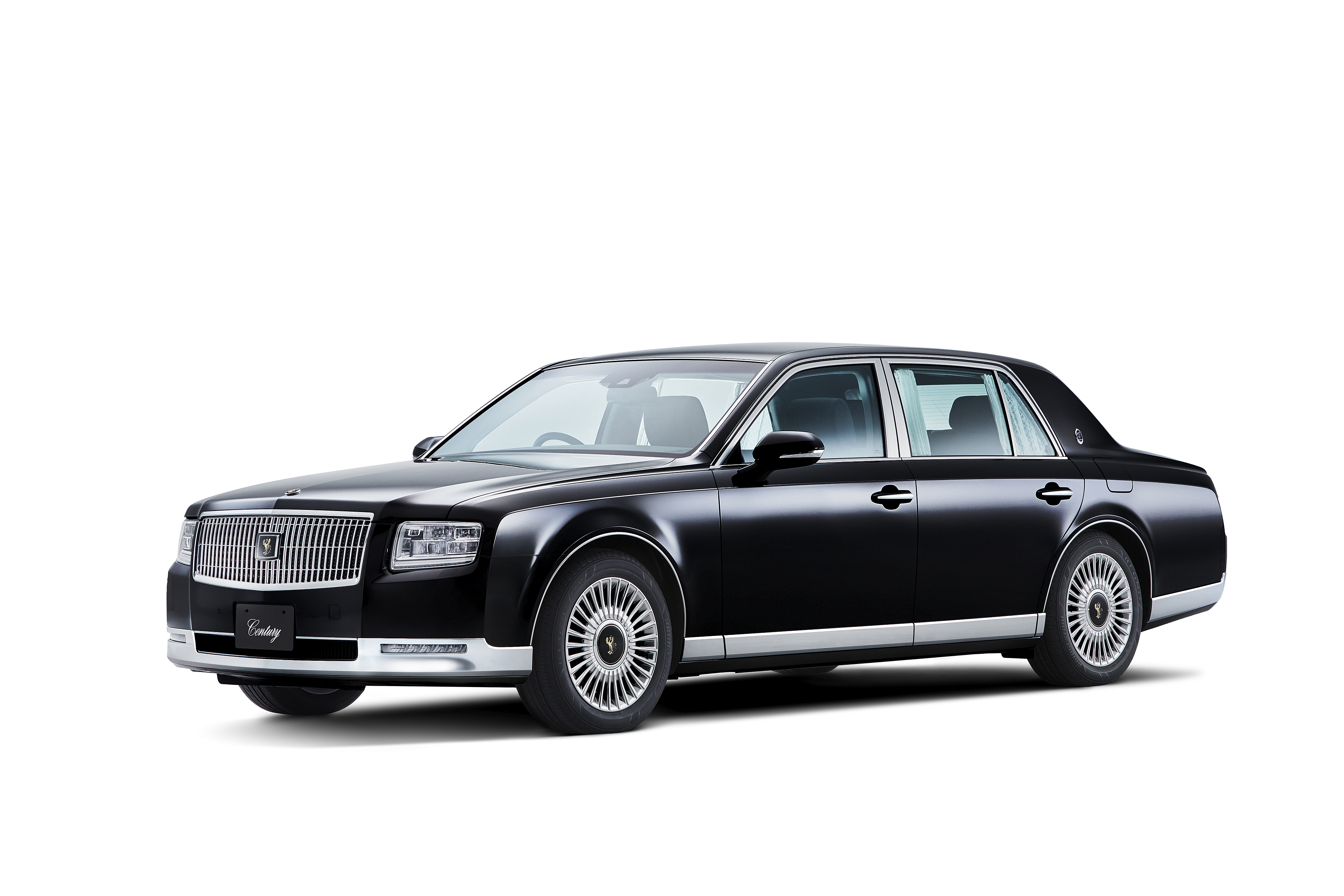 The Toyota Century is brilliant - but unlikely to make it to the UK