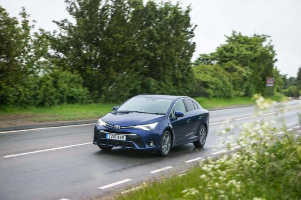 No matter which generation you go for the Avensis offers dependable - if not terribly exciting - motoring.jpg