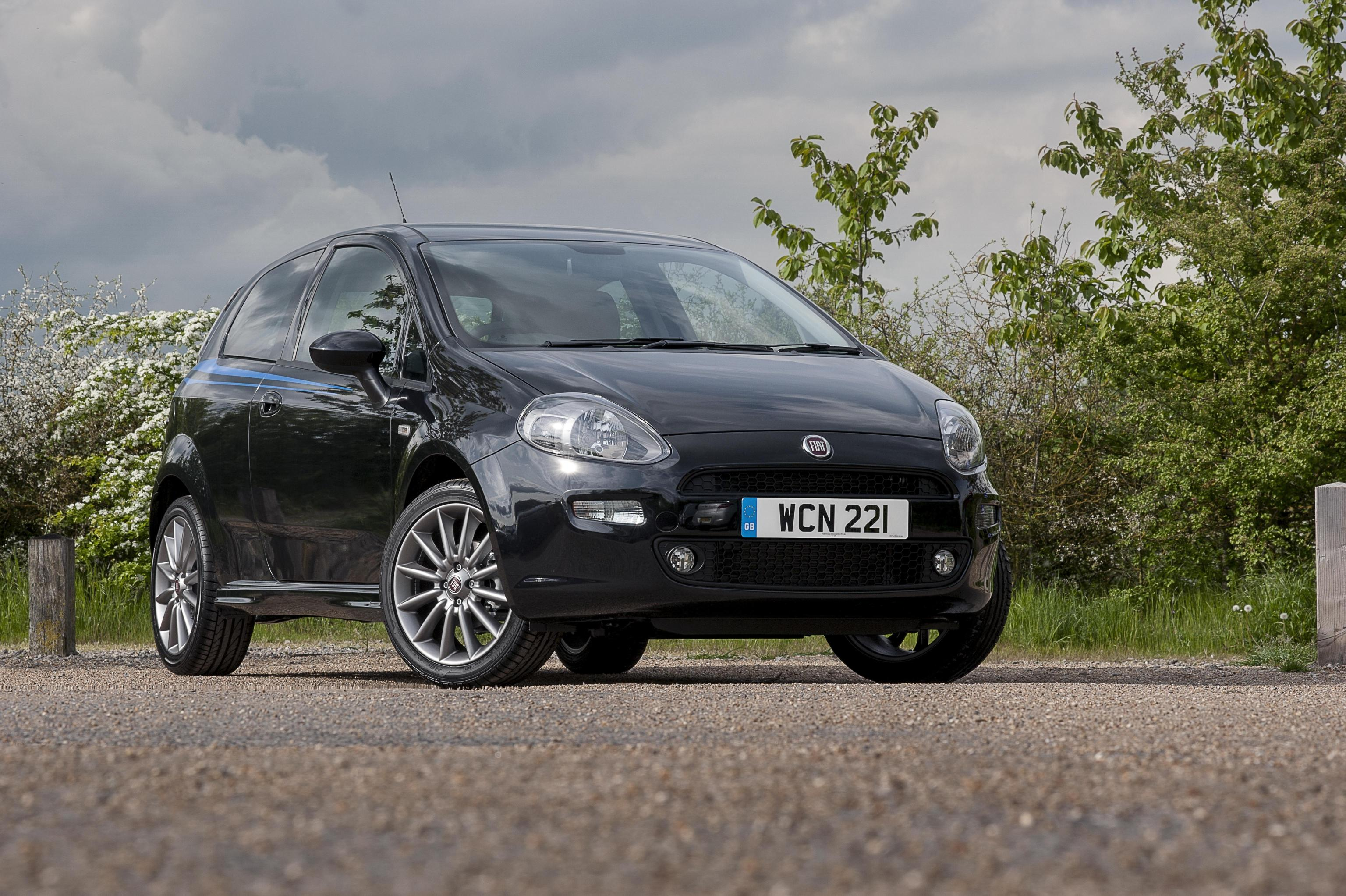 The Fiat Punto is based on a design originally introduced in 2005.jpg