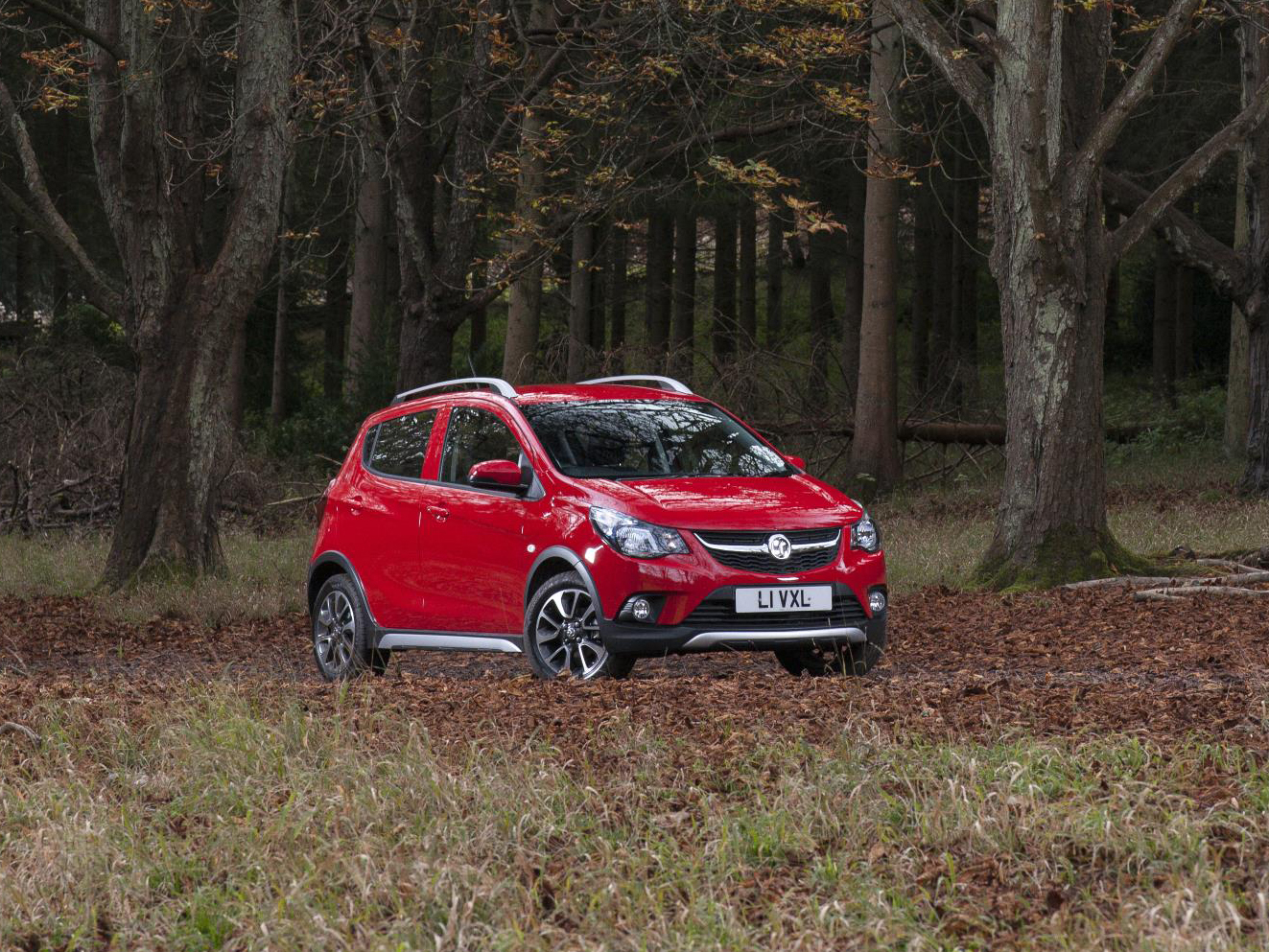 The Vauxhall Viva Rocks has just gone on sale across the UK