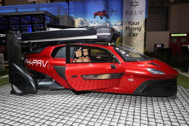 PAL-V has launched its Liberty as the first production-ready flying car