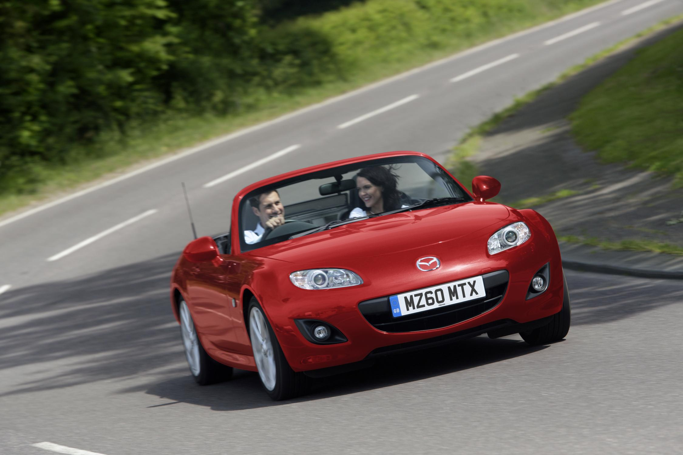 Too much sports car fun can damage your health, as our motoring man has discovered