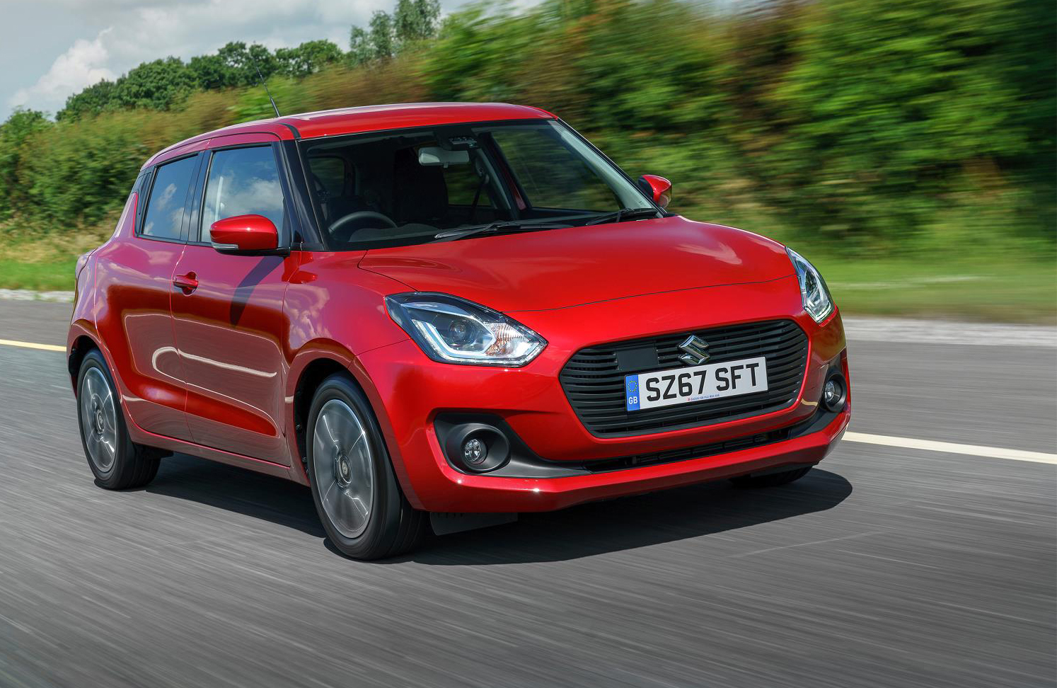 Suzuki has made its Swift better than ever - but not as much fun