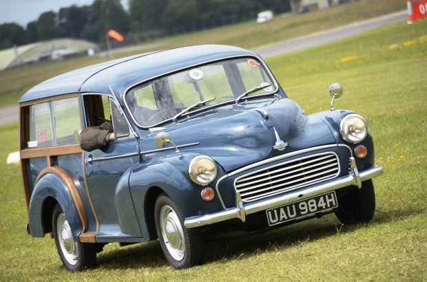 The Morris Minor might be 70 years old but it still has legions of fans to this day