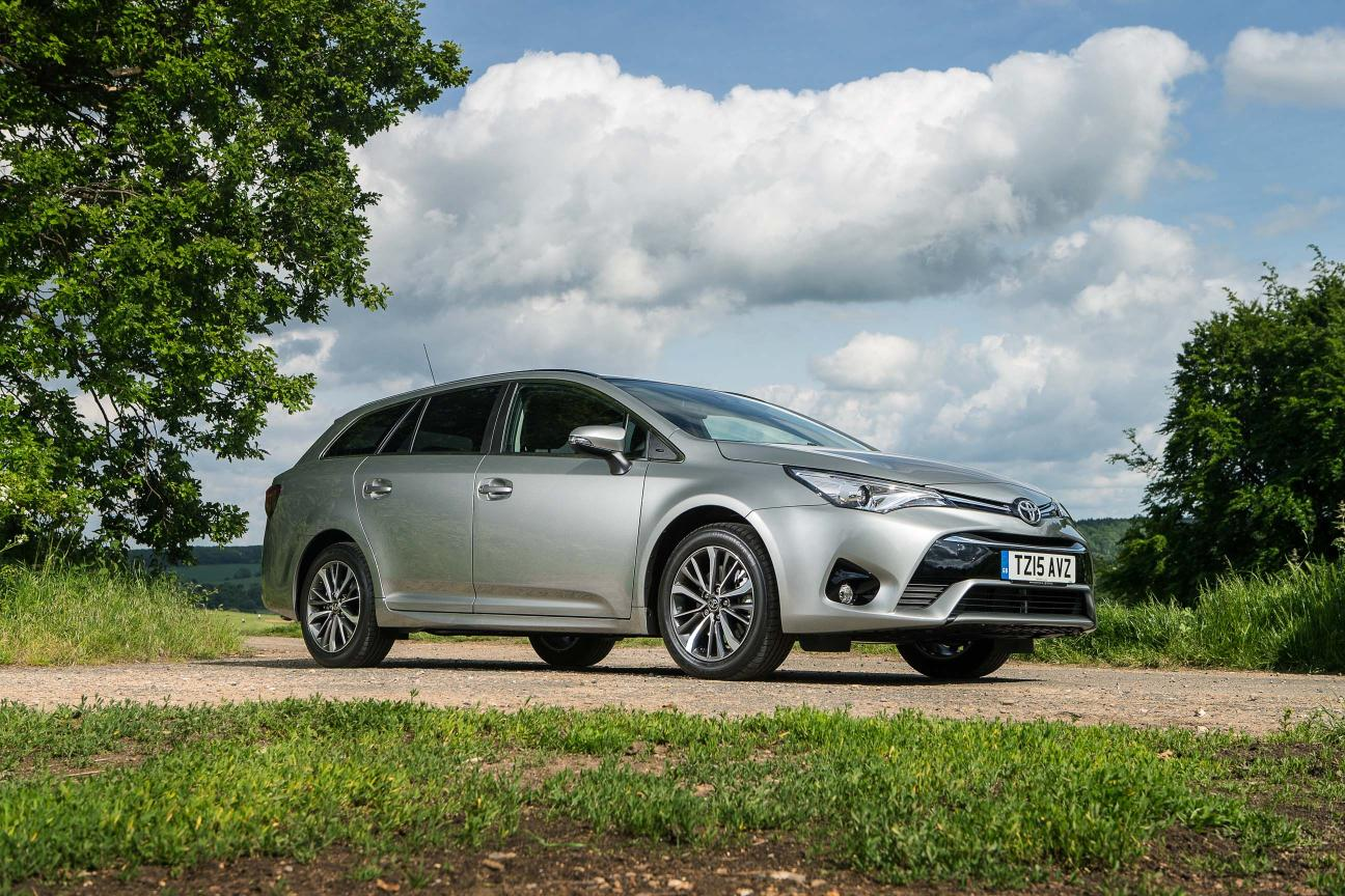 Toyota has made its Avensis Tourer very good at blending in - but our motors man reckons he has the answer