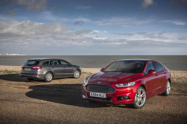 The Mondeo might not be a bestseller any more, but it still has plenty of fans