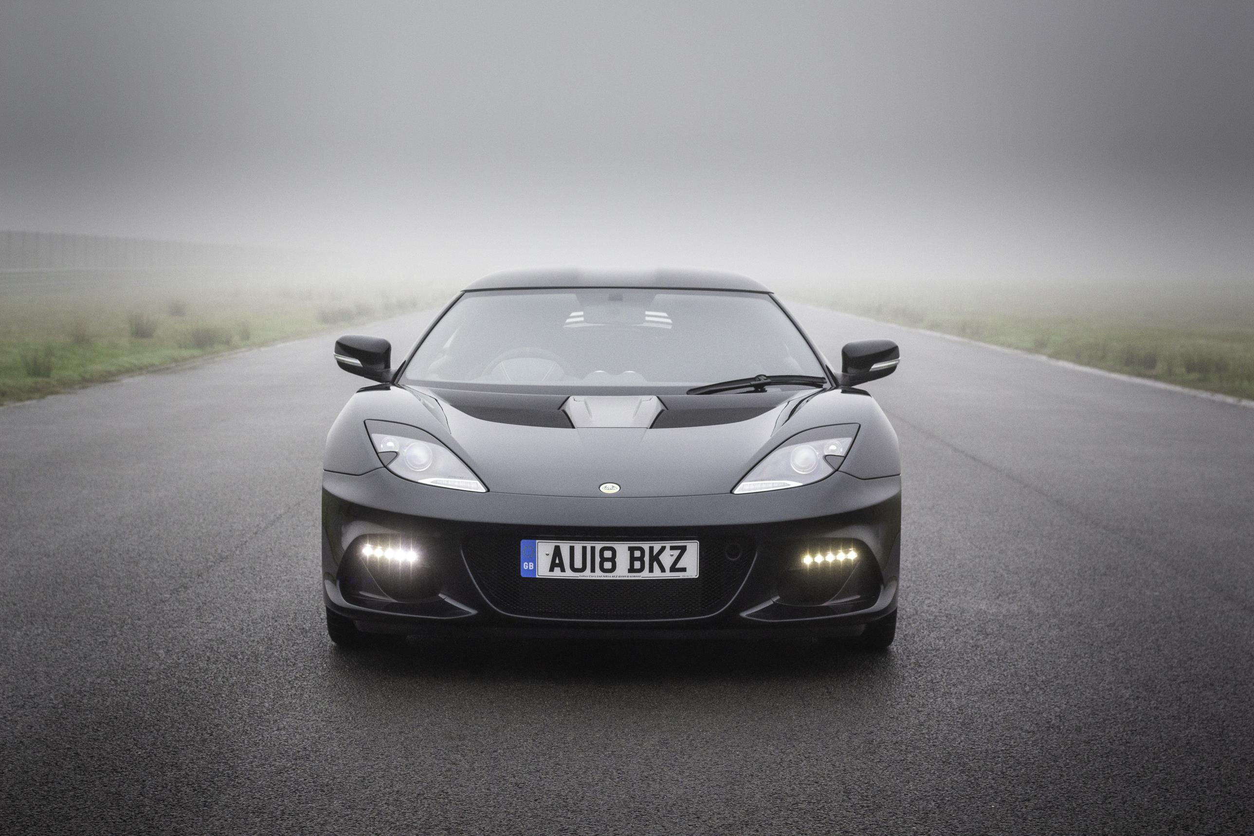 David is hoping for Lotus involvement in greener motoring - and more cars like the Evora